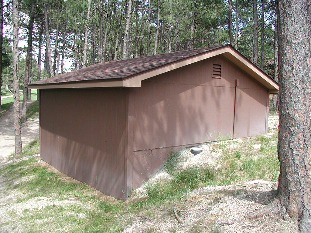 woodmoor-county-club-pump-house-built by Merritt General Contractors