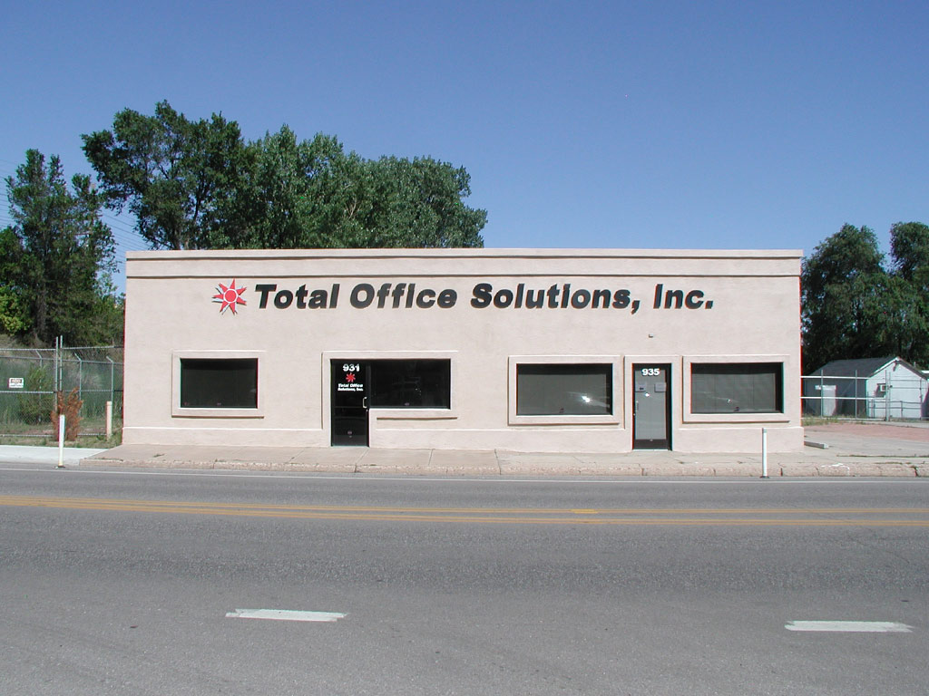 Picture of Total Office Solutions built by Merritt General Contractors