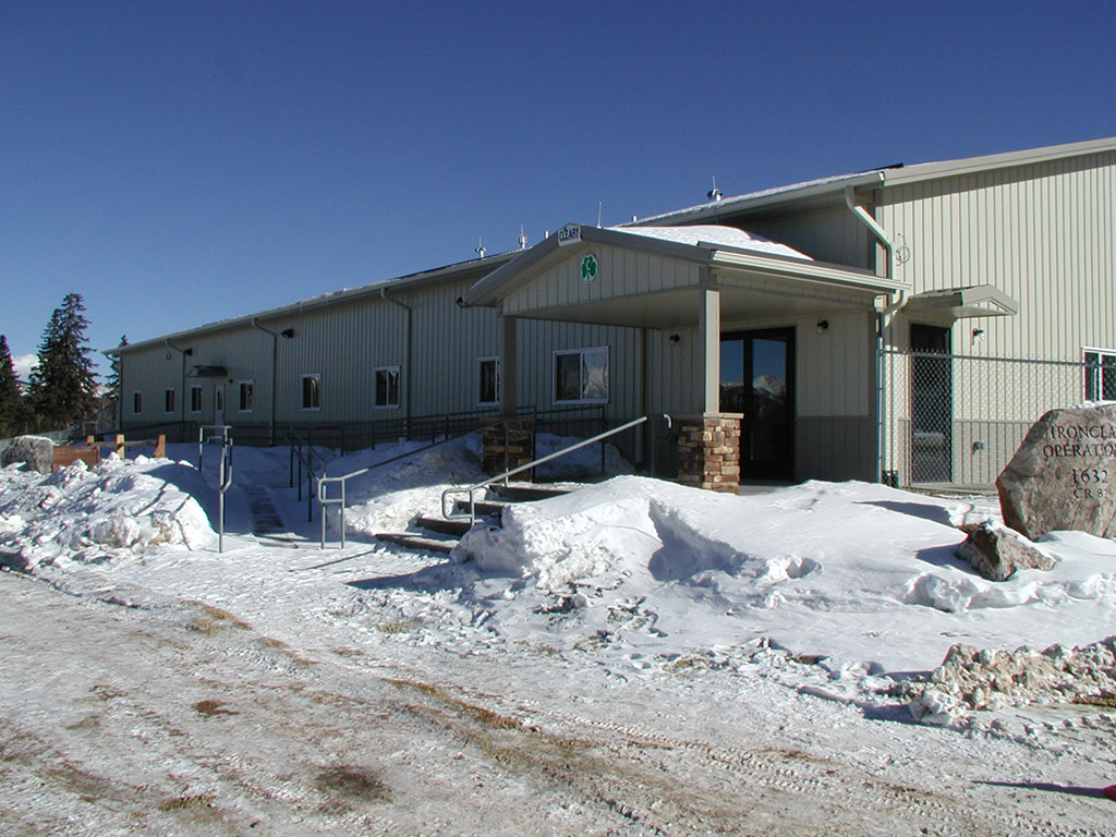Picture of victor-cripple-creek-gold-mine-offices built by Merritt General Contractors